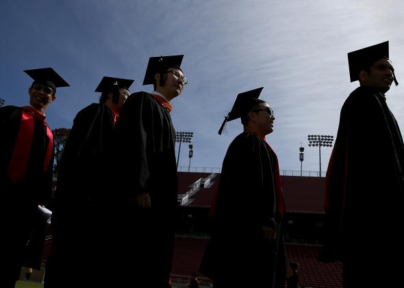Stanford graduates get fought over by tech companies like