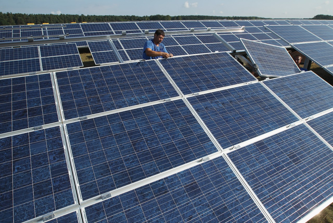 Chemists Use Meat Industry Waste To Improve Solar Panel