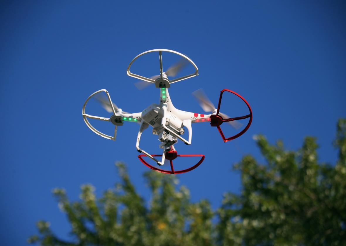 Criminals using drones to smuggle drugs and contraband into prison