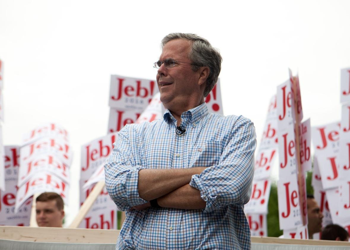 479481944-republican-presidential-candidate-jeb-bush-participated