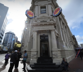 burger king international strategy Worry about what mcdonald's is doing with fresh beef if only daniel schwartz, the ceo of restaurant brands international, which owns burger king, had a spare minute to give it serious thought.