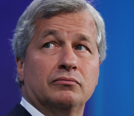 James Dimon, Chairman and CEO of JP Morgan Chase