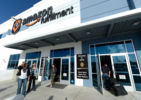 Amazon And Sales Tax The Online Retailer Began Collecting In Florida On May 1
