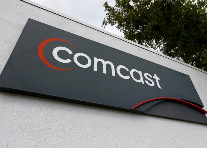 WEST PALM BEACH, Fla., April 3, /PRNewswire/ -- Comcast announced today that its new internet service, which delivers speeds up to 1 Gigabit-per-second to residential and business customers.