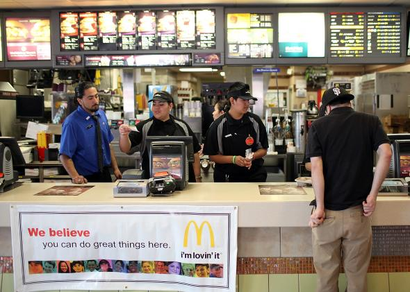 Mcdonald S And Wages Is The Company Planning To Replace