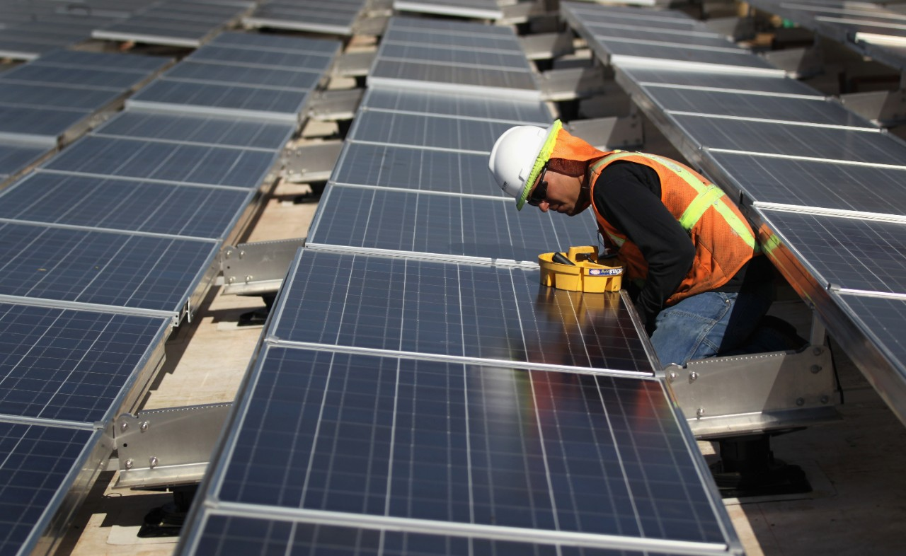 Solar Jobs Growth The Industry Now Employs More Workers