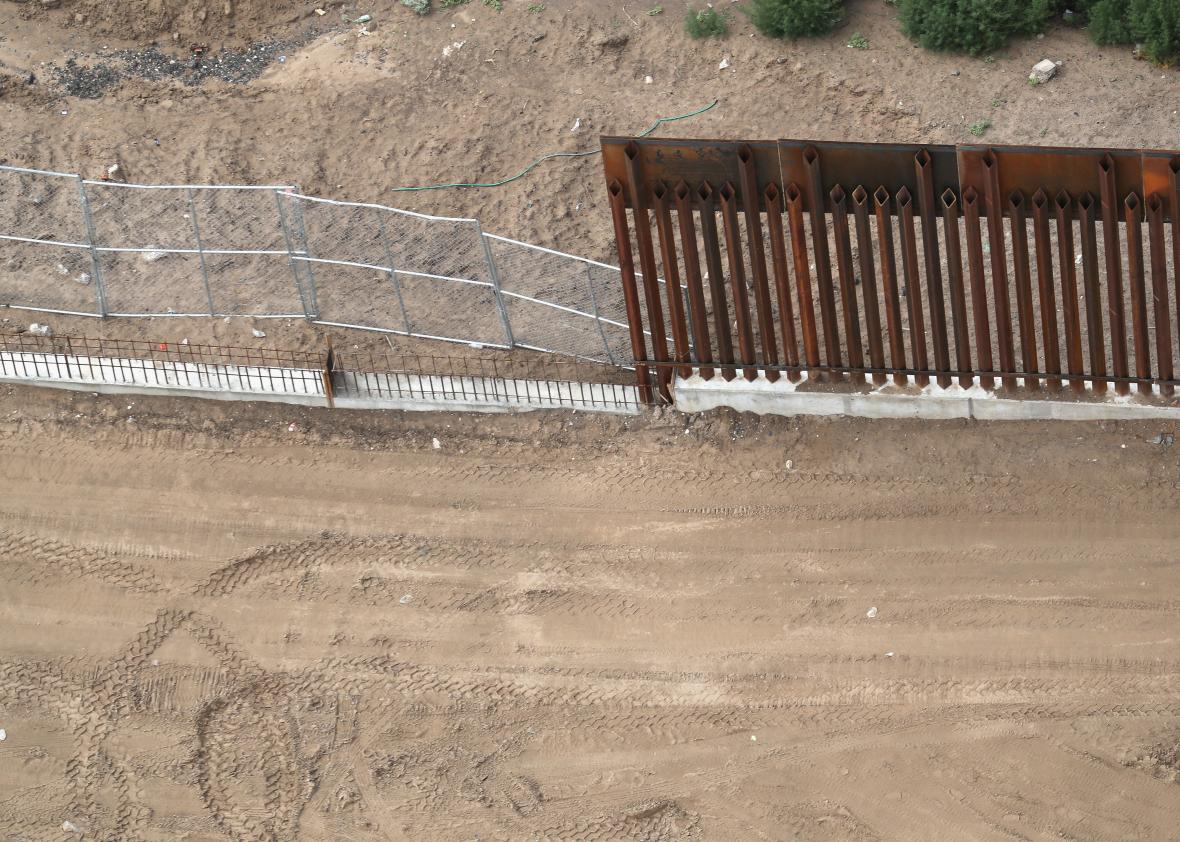 CBP-Conducts-Aerial-Patrols-Over-El-Paso-Sector-Of-USMexico-Border