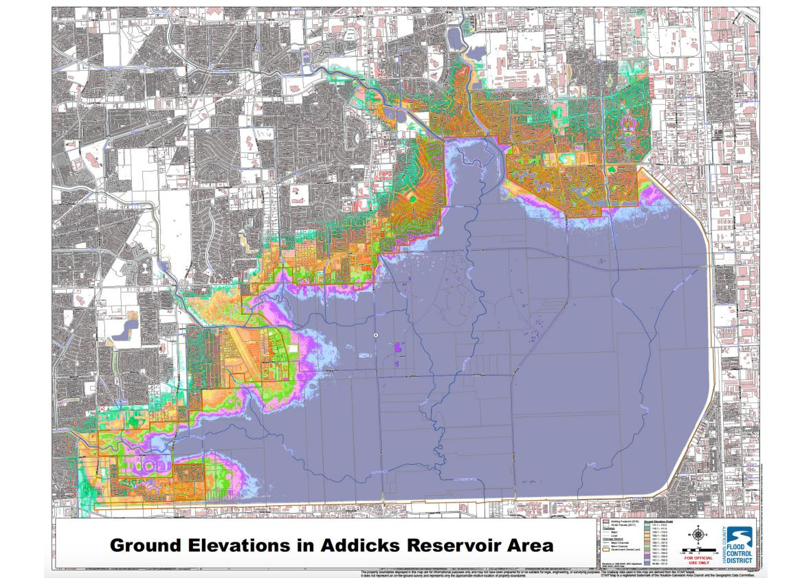 What Happened To The Reservoirs That Were Supposed To Protect - Us army corps of engineers 100 year flood maps