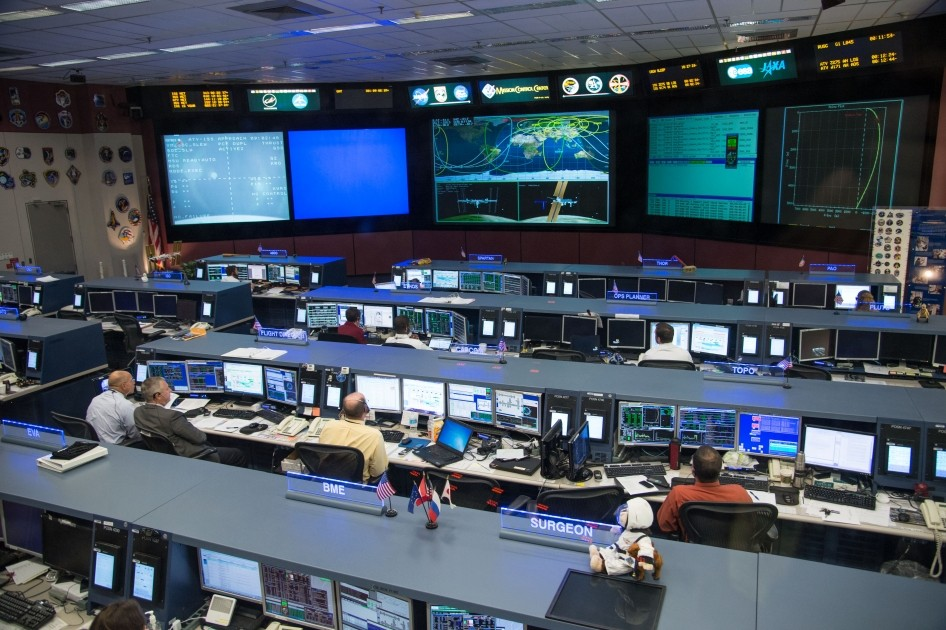 How Do Nasa S Mission Control Centers Operate