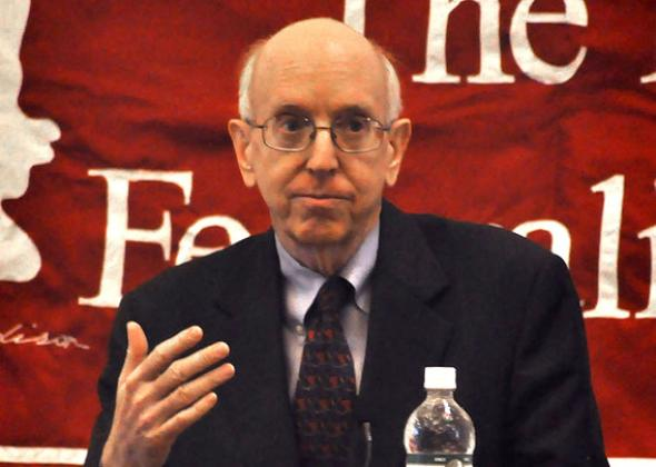 Judge Richard Posner at Harvard University.