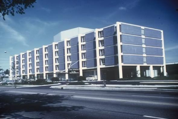The Hyatt House Hotel The Rise And Fall Of The Color Purple