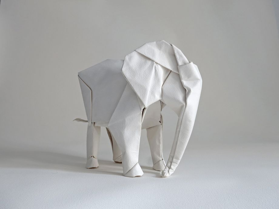 elephant paper Hello friends i am so excited to bring an awesome step by step tutorial on how to make a paper elephant crafts isn't this cute little fellow a cool paper craft to.