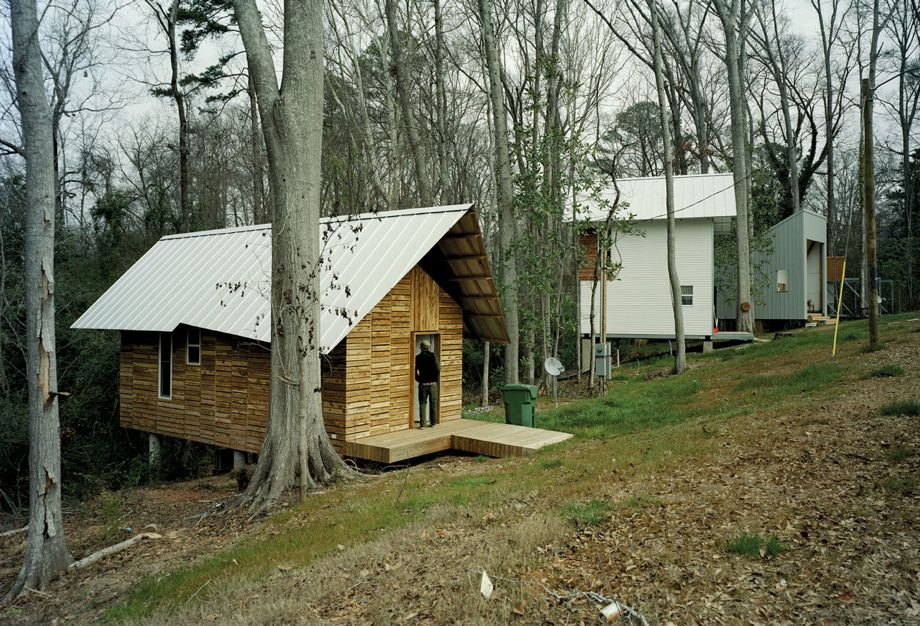 Rural studio builds brand new 20 000 houses in alabama for House builders in alabama
