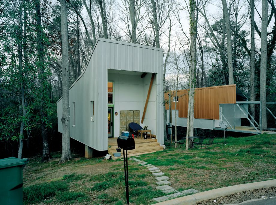 Rural studio builds brand new 20 000 houses in alabama for Small affordable houses to build
