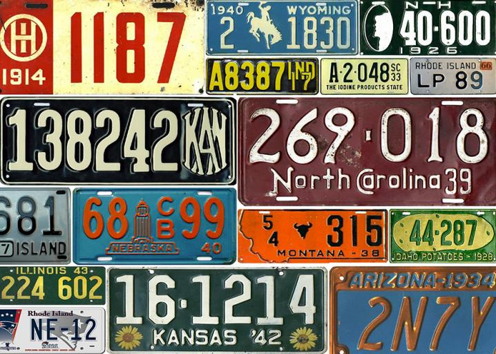 Get A Plate For A Used Car Michigan