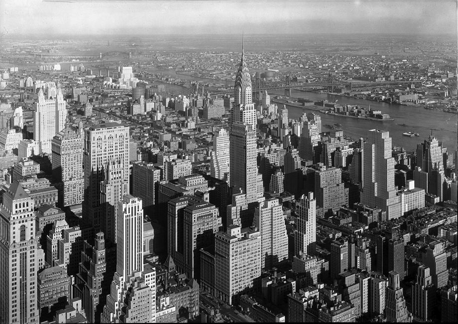 the race to dominate the new york city skyline higher by neal bascomb