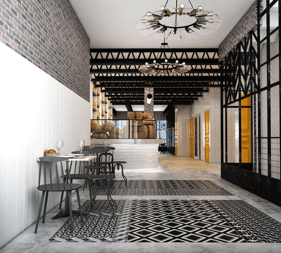 Hotel praktik bakery in barcelona spain will greet guests with the homey sc - Magasin design barcelone ...