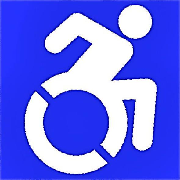 proposed new symbol for disability