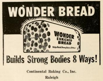 Wonder Bread 1920 Wonder Bread advertisementWonder Bread 1920