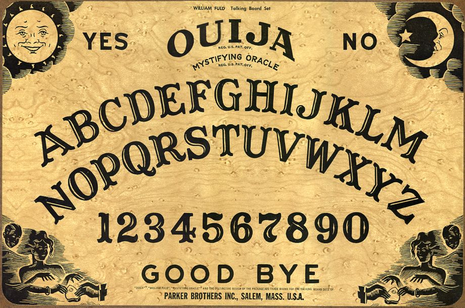 how to play the ouija board correctly