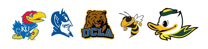 Other Sports Ever Wanted To Name A University S Mascot Now S Your