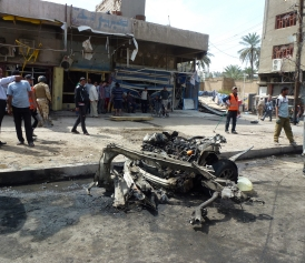 Wave of Bombings Kills More Than 50 on Iraq War 10-Year Anniversary