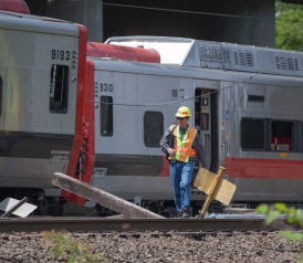 Damage in Connecticut Commuter Train Crash Is &#8220;Absolutely Staggering&#8221;