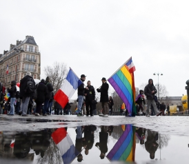 France Becomes 14th Country To Turn Marriage Equality Into Law
