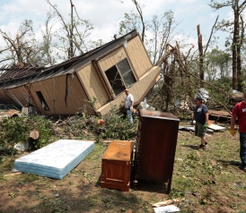 Tornado Rips Through Same OKC Suburb Hit By Historic 1999 Twister [UPDATE: 91 Confirmed Dead]