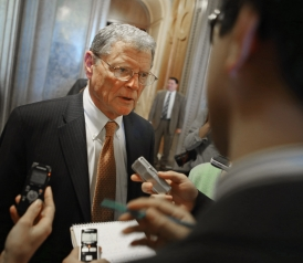 "Okla. Republican Says Federal Aide Package Will Be ""Totally Different"" Than Sandy Bill He Voted Against"
