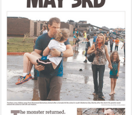 "The Oklahoman: ""Worse Than May 3rd"""