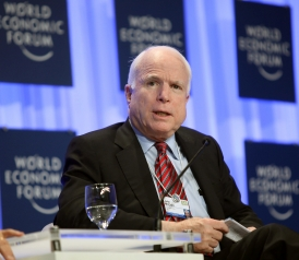 Sen. John McCain Sneaks into Syria, Meets with Rebel Leaders