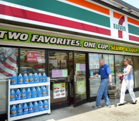 "Feds Raid 7-Eleven Stores Accused of Running ""Modern Day Plantation System"""