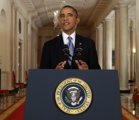In National Address, Obama Asks Congress To Delay Syria Vote