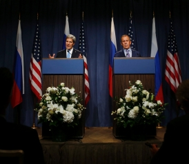 Slatest PM: Kerry Looks to Close the Deal in Geneva