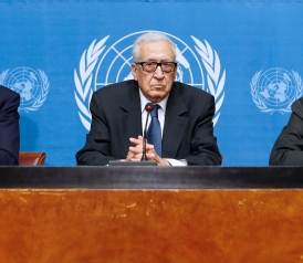 Slatest PM: Will Weapons Negotiations Set the Stage For Syrian Peace Talks?