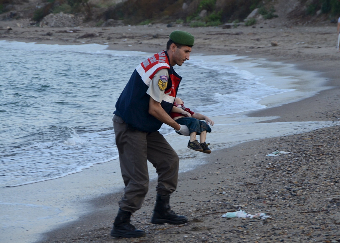 Why China Isn t Hosting Syrian Refugees   Foreign Policy Edwige Gross migrants refugees greece