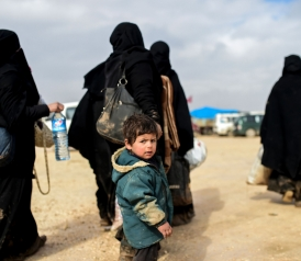 The Situation in Syria Cannot Be Solved