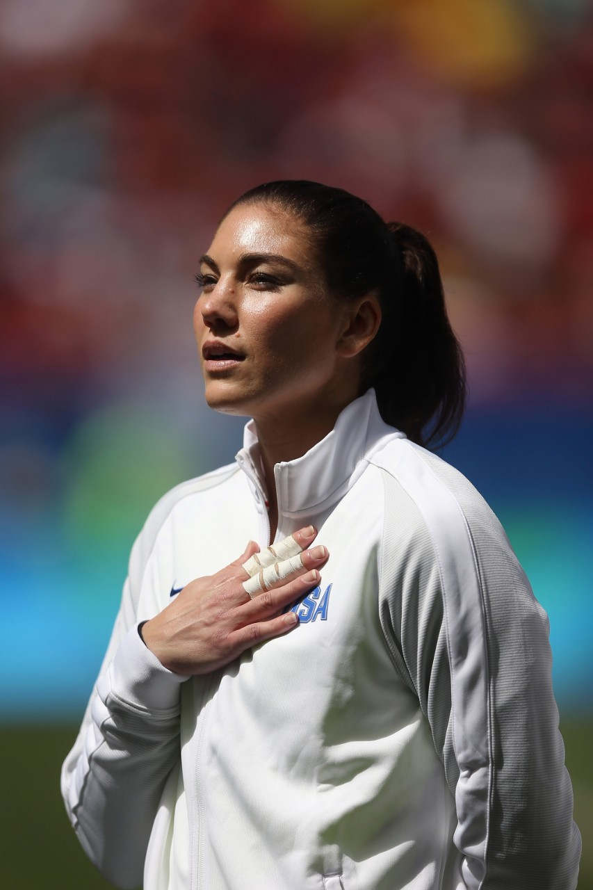 U.S. Soccer terminates Hope Solo's contract for comments ...
