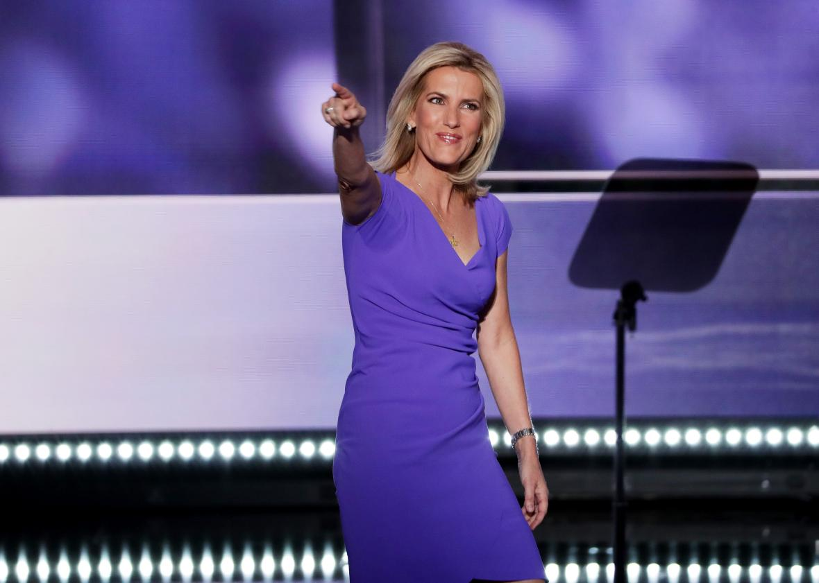 Conservative radio host Laura Ingraham could be White ...