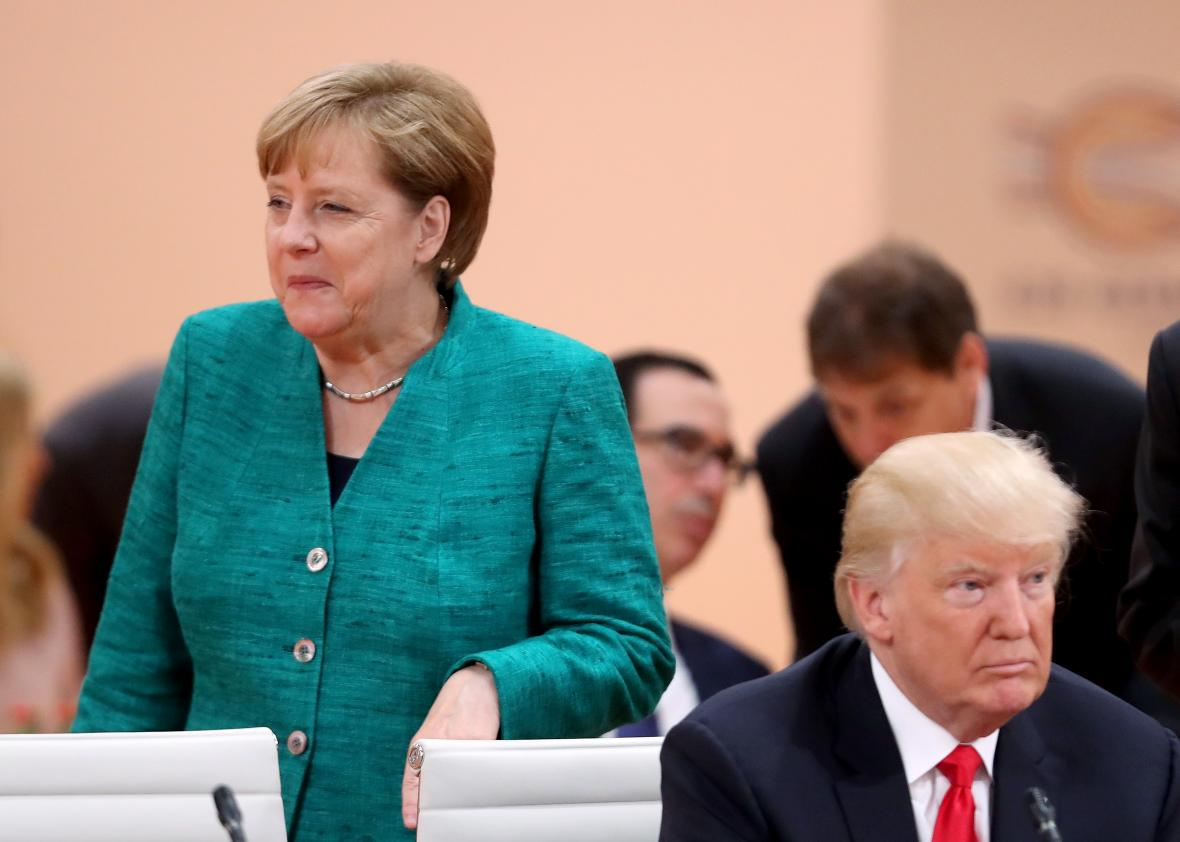 Is Trump headed for a trade war at the G-20 summit?