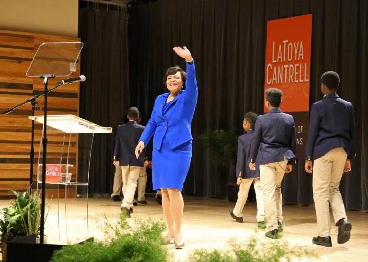 New Orleans Elects First Woman Mayor In City's 300-Year