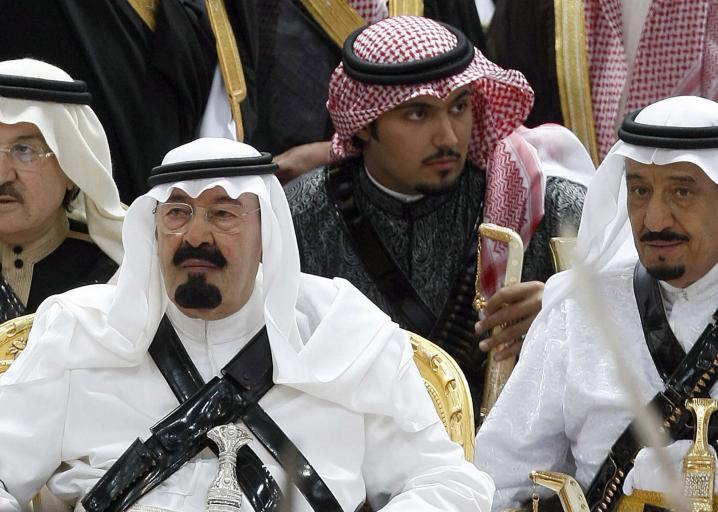 saudi king abdullah hospitalized the king is very old