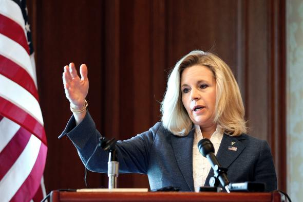 173767028-wyoming-senate-candidate-liz-cheney-holds-a-news