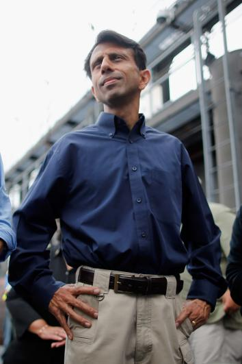 150875857-louisiana-governor-bobby-jindal-receives-an-update-on