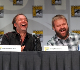 "The producers of ""The Walking Dead""."
