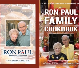 Ron Paul Family Cookbook