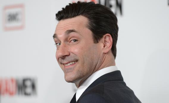 Jon Hamm Is Being Treated Like an Actress. He Hates It