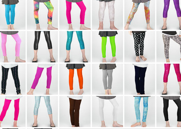 Talking With 13-Year-Old Leggings Activist Sophie Hasty