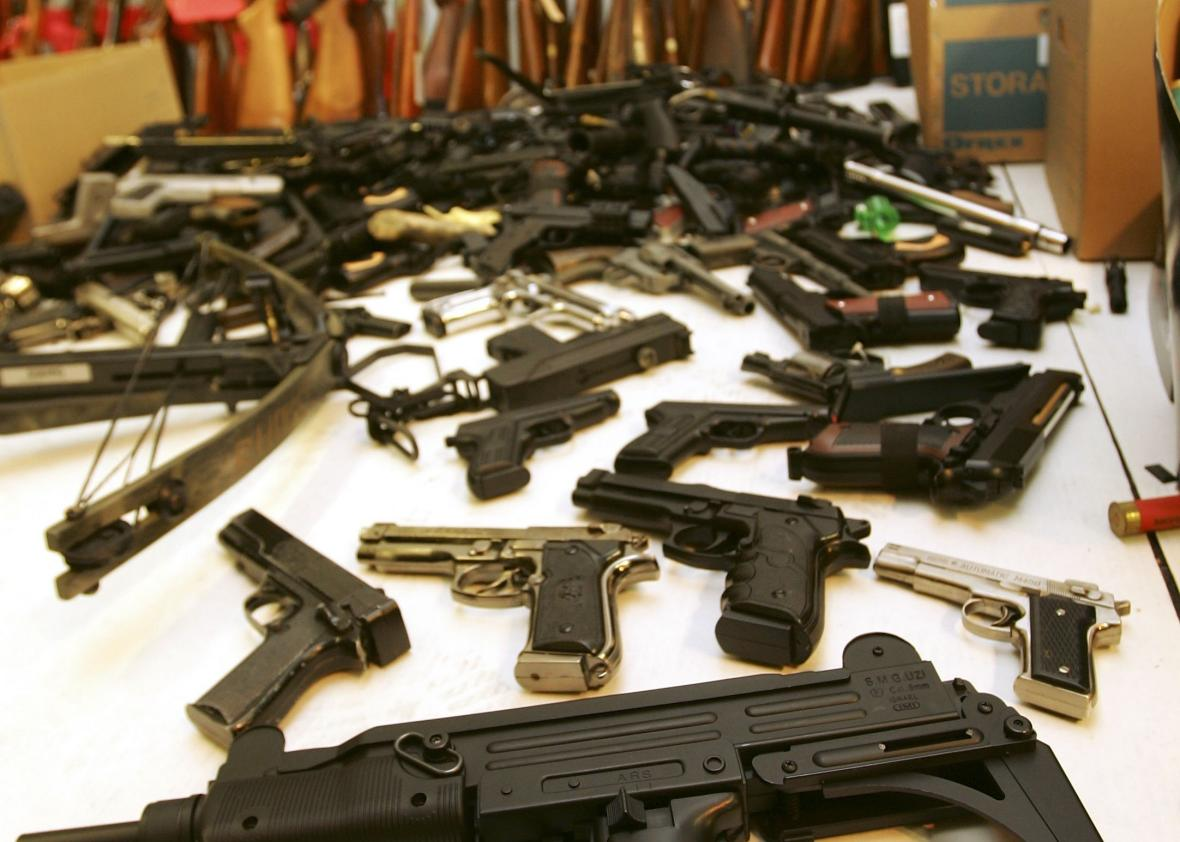 How convicted domestic abusers get to keep their guns
